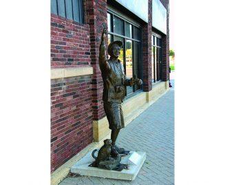 Snell Motors Mankato >> 2016 Sculpture Tour - CityArt Mankato