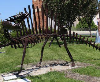 Photo: Spinosaurus