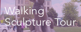 Walking Sculpture Tour