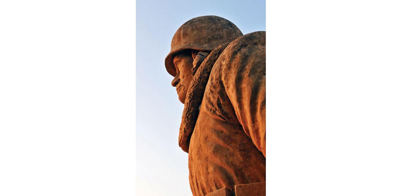 Photo: Korean War Memorial