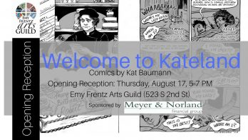Opening Reception: Welcome to Kateland