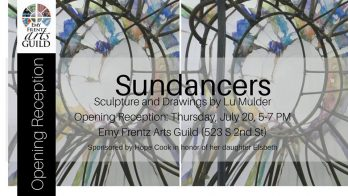 Sundancers - Sculptures and Drawings by Lu Mulder