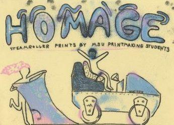 Homeage, Steamroller Prints