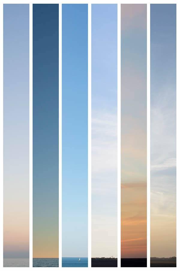 Janie Hanson: Vertical Sky