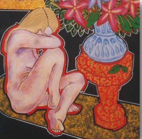 Exhibit: L'Art d'aimer by Arnoldus Gruter and Joan Austin Gruter