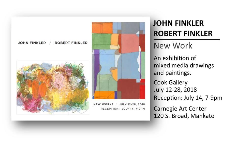 John Finkler and Robert Finkler, New Work