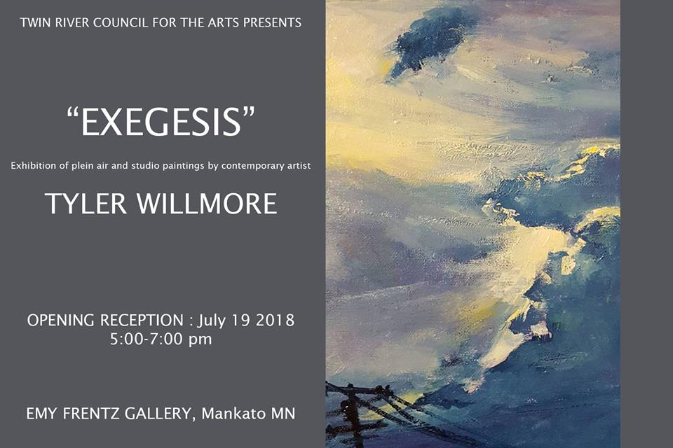 Exegesis: Exhibit by Tyler Willmore