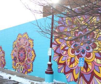 Photo: All for One Community Mural