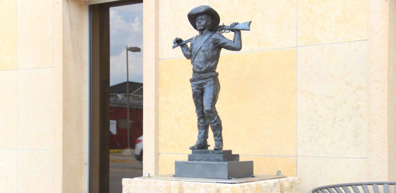 Photo: Buffalo Soldier
