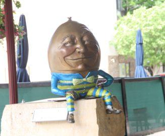 Photo: Humpty Dumpty